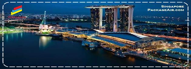 Updated ! แพคเกจทัวร์สิงคโปร์ พักที่ Marina Bay Sand 3 วัน 2 คืน เริ่มต้น 21,300 บาท Jetstar Airways